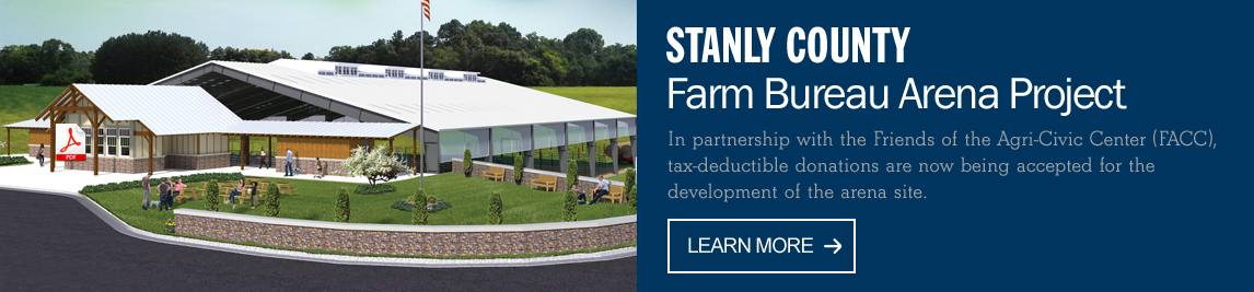 Stanly County Farm Bureau Arena Project
