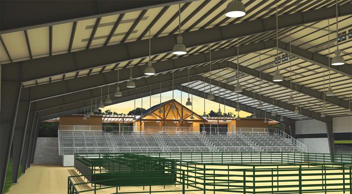 Stanly County Farm Bureau Arena