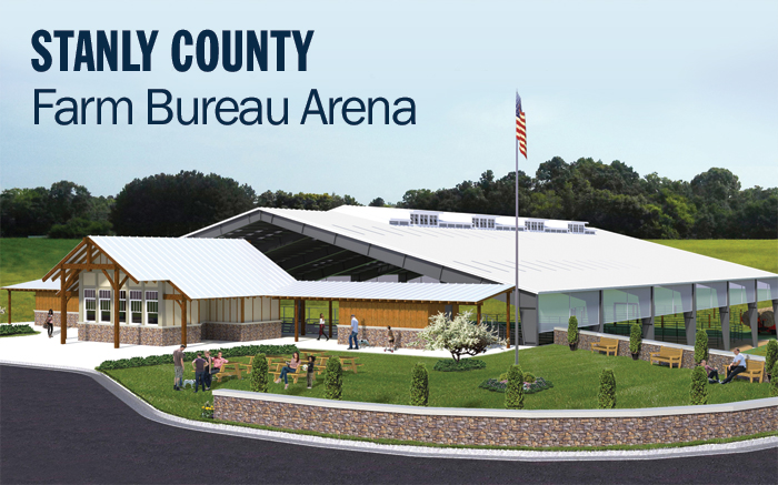 Stanly County Farm Bureau Arena
