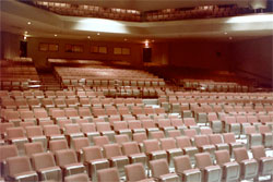 Auditorium Seating for 1,050