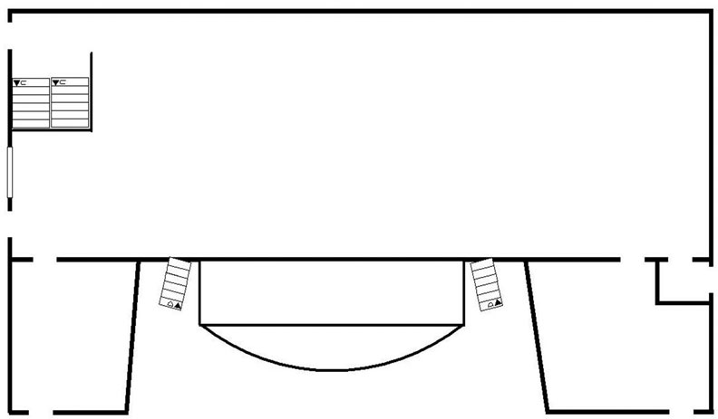 House specs for Stage plot template